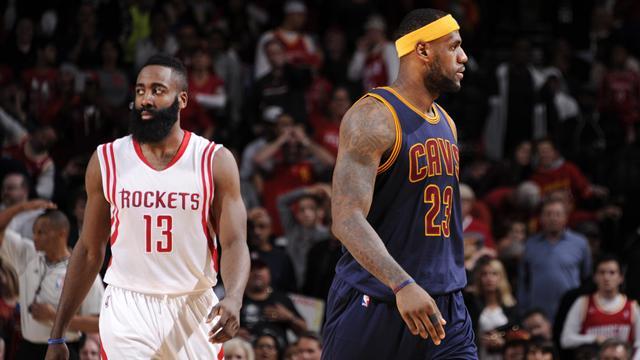 En mode MVP, Harden fait craquer LeBron : ce qu'il faut retenir de la nuit NBA