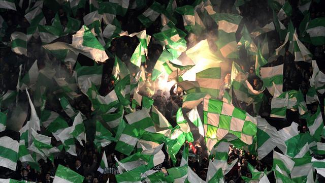 Interdiction de déplacement des supporters stéphanois à Lyon, l'ASSE fait appel