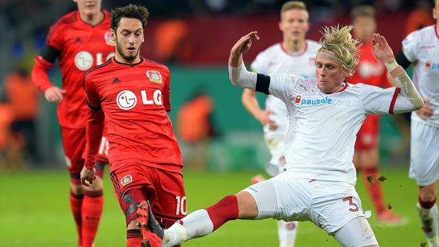 Leverkusen-Kaiserslautern: En la prórroga ante un Segunda (2-0)
