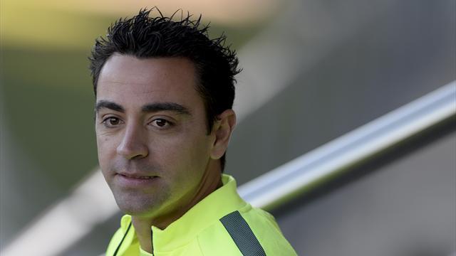 Xavi Hernández apoya la decisión de destituir a Lopetegui