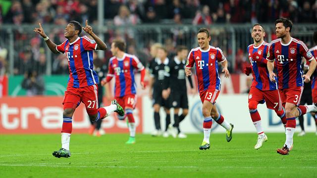 Bayern-E. Braunschweig: A cuartos sin complicaciones (2-0)