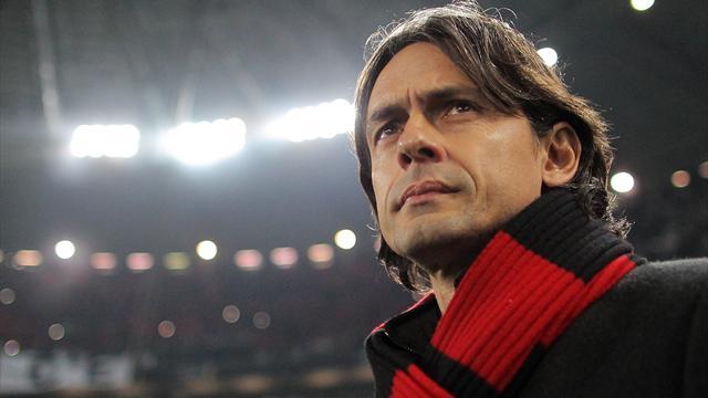 Inzaghi nommé entraîneur de Bologne