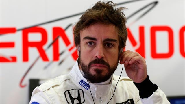 A son réveil, Alonso croyait avoir 13 ans et être en 1995