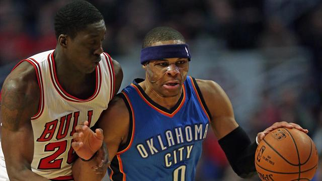 Chicago refroidit un Westbrook encore bouillant