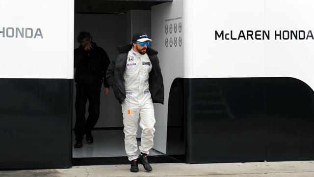 Alonso, l'hypoth�se de la fin de carri�re �voqu�e