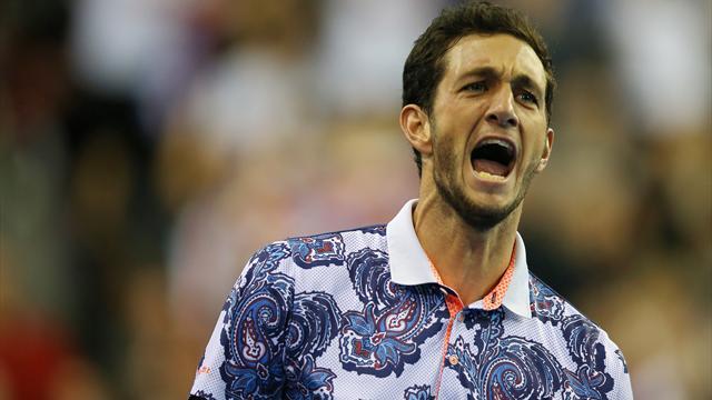 Oubliez Andy Murray, le héros britannique, c'est James Ward !