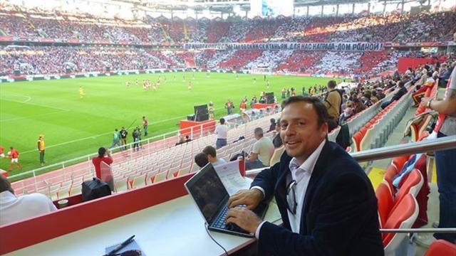 «Спартак» запретил Рабинеру посещение ложи прессы и пресс-центра на домашних матчах