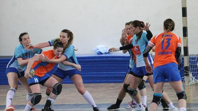 Hentbolda Kadınlar Türkiye Kupası Dörtlü Finali heyecanı