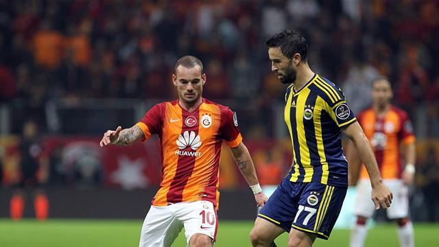 Fenerbahçe - Galatasaray (CANLI İZLE)