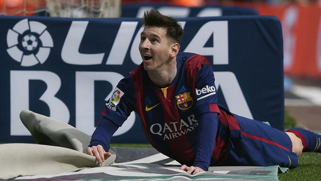 Les stats de Messi en 2015, ça devient vraiment délirant
