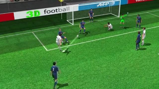 3D goal: Rodrigo Palacio