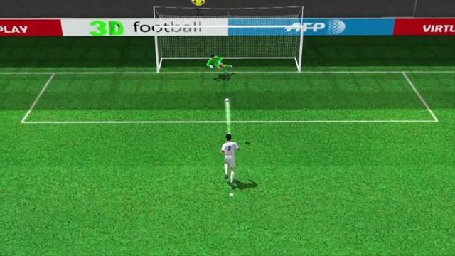 3D goal: Mauro Icardi