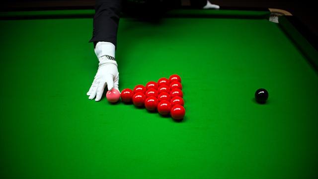 Kein Tag wie jeder andere: Die Sportart Snooker wird geboren