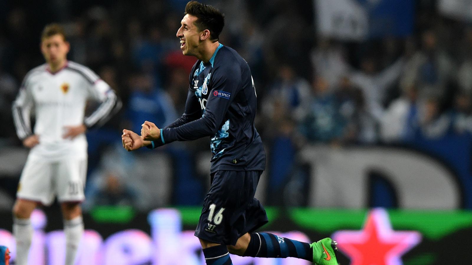 Porto écrase Bâle en huitième de finale retour 4-0