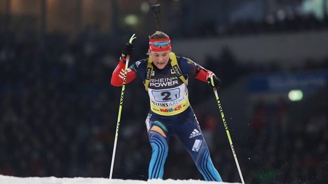 Юрлова – чемпионка мира в индивидуальной гонке