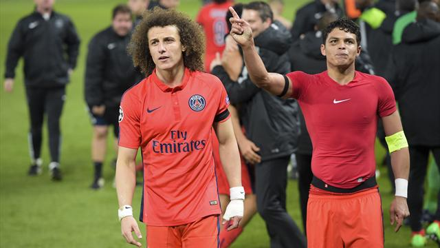 Les notes : Thiago Silva-David Luiz, c'est vraiment une charnière qui vaut de l'or