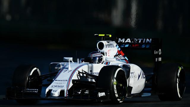 Williams ne se voit pas rattraper Ferrari