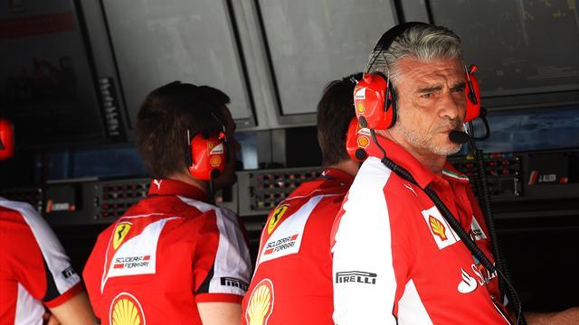 Arrivabene fait du bien � Ferrari, selon Coulthard