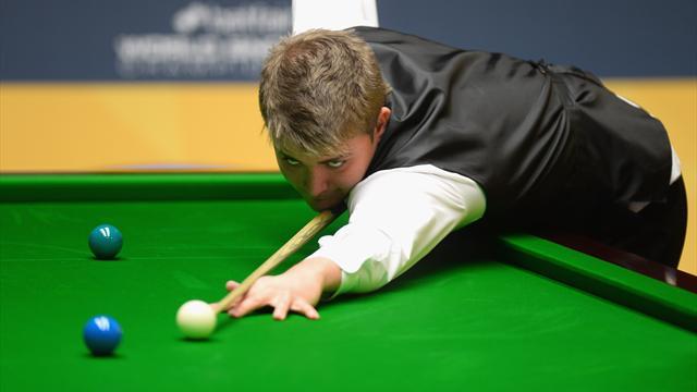 Michael White beats Shaun Murphy in Paul Hunter Classic final