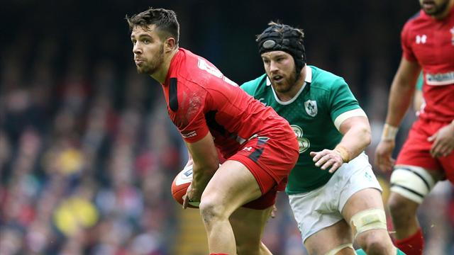 Galles: Webb titulaire contre l'Italie, Lydiate capitaine
