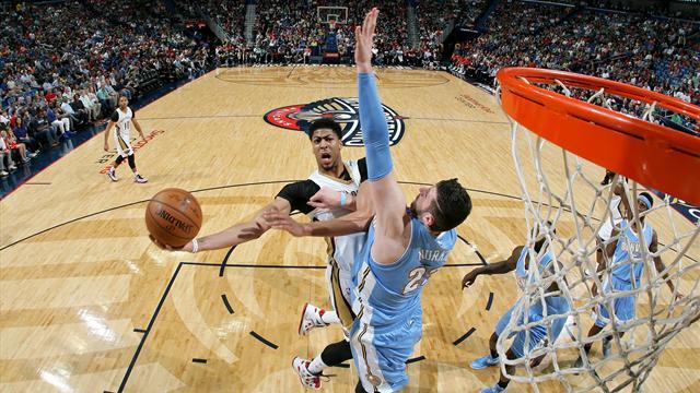 Davis historique, les Spurs euphoriques : Ce qu'il faut retenir de la nuit NBA