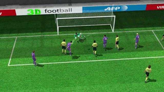 Rodriguez strikes for Fiorentina against AC Milan