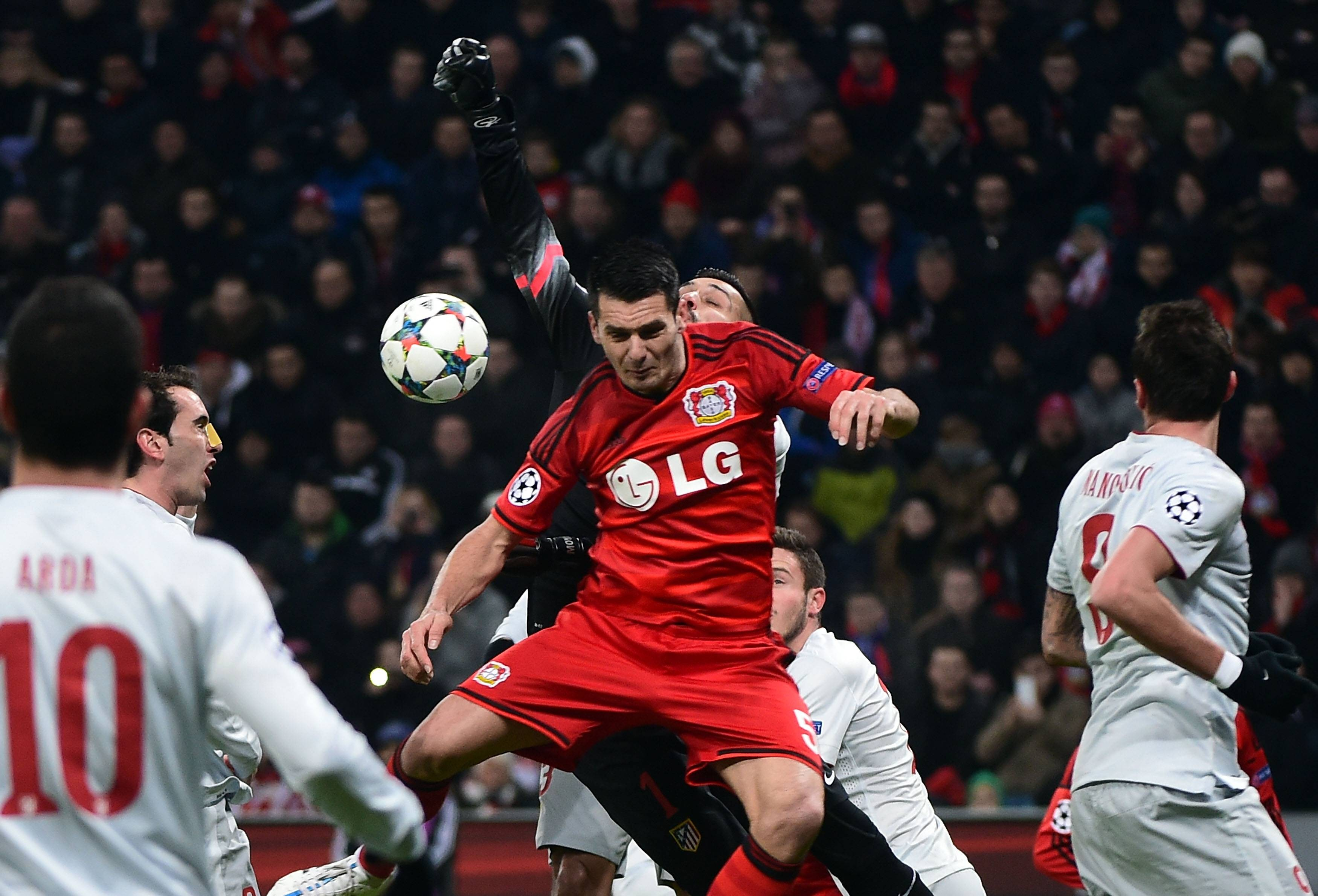 Bayer Leverkusen – Atlético Madrid