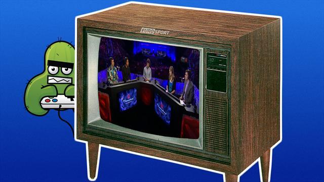Игра в ящик. Как киберспорт приходит в телевизор