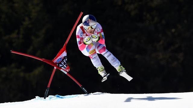 Lindsay Vonn revine la Altenmarkt-Zauchensee, în acest weekend, în direct pe Eurosport 2