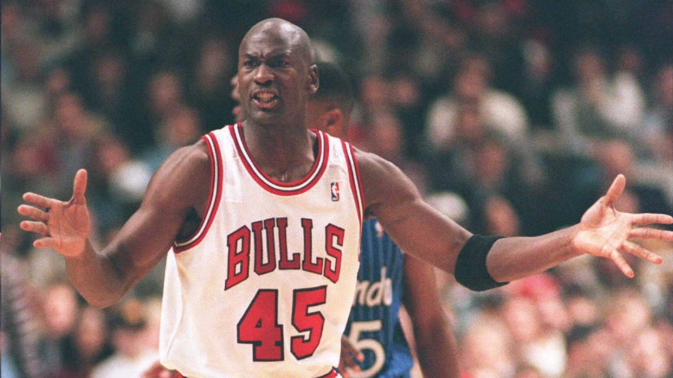 NBA : Chicago Bulls : Il y a 20 ans, Michael Jordan disait
