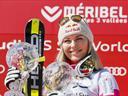 Vonova izjednačila rekord Ingemara Stenmarka-Alpsko Skijanje
