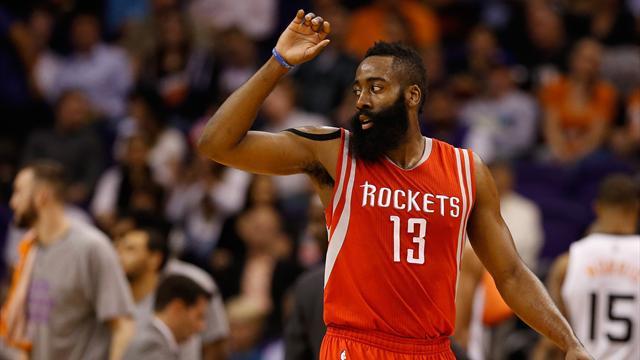 Harden d�cha�n�, Chicago qualifi�, Boston replac� : ce qu'il veut retenir de la nuit NBA