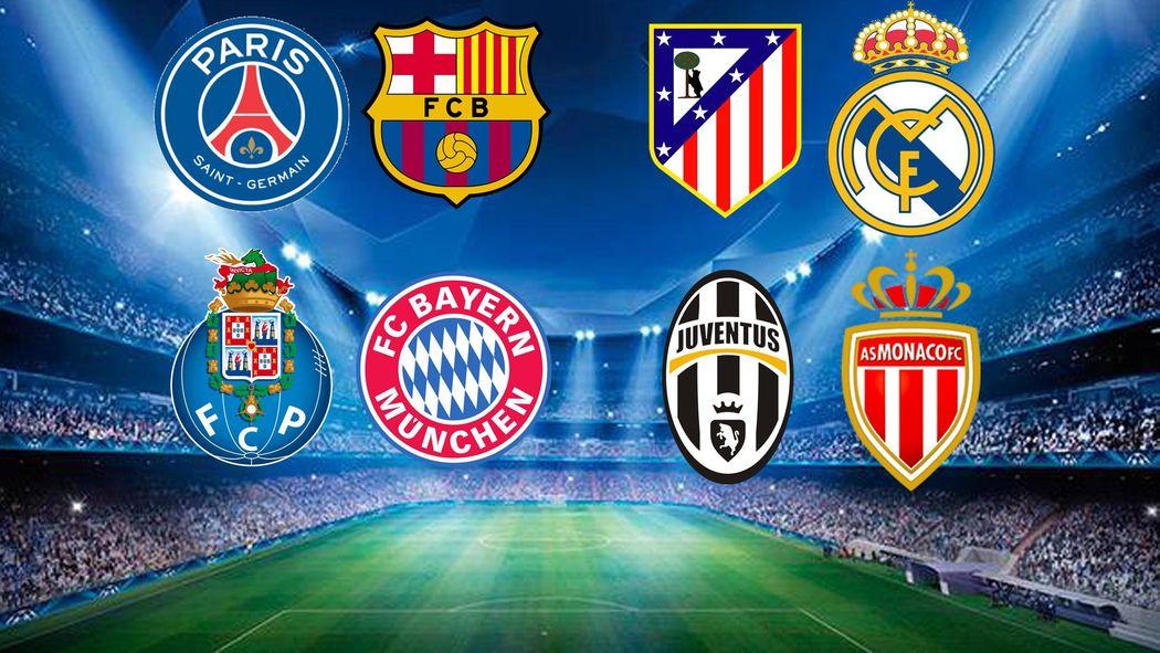 Atlético-R. Madrid y PSG-Barça,en cuartos - Champions League 2014 ...