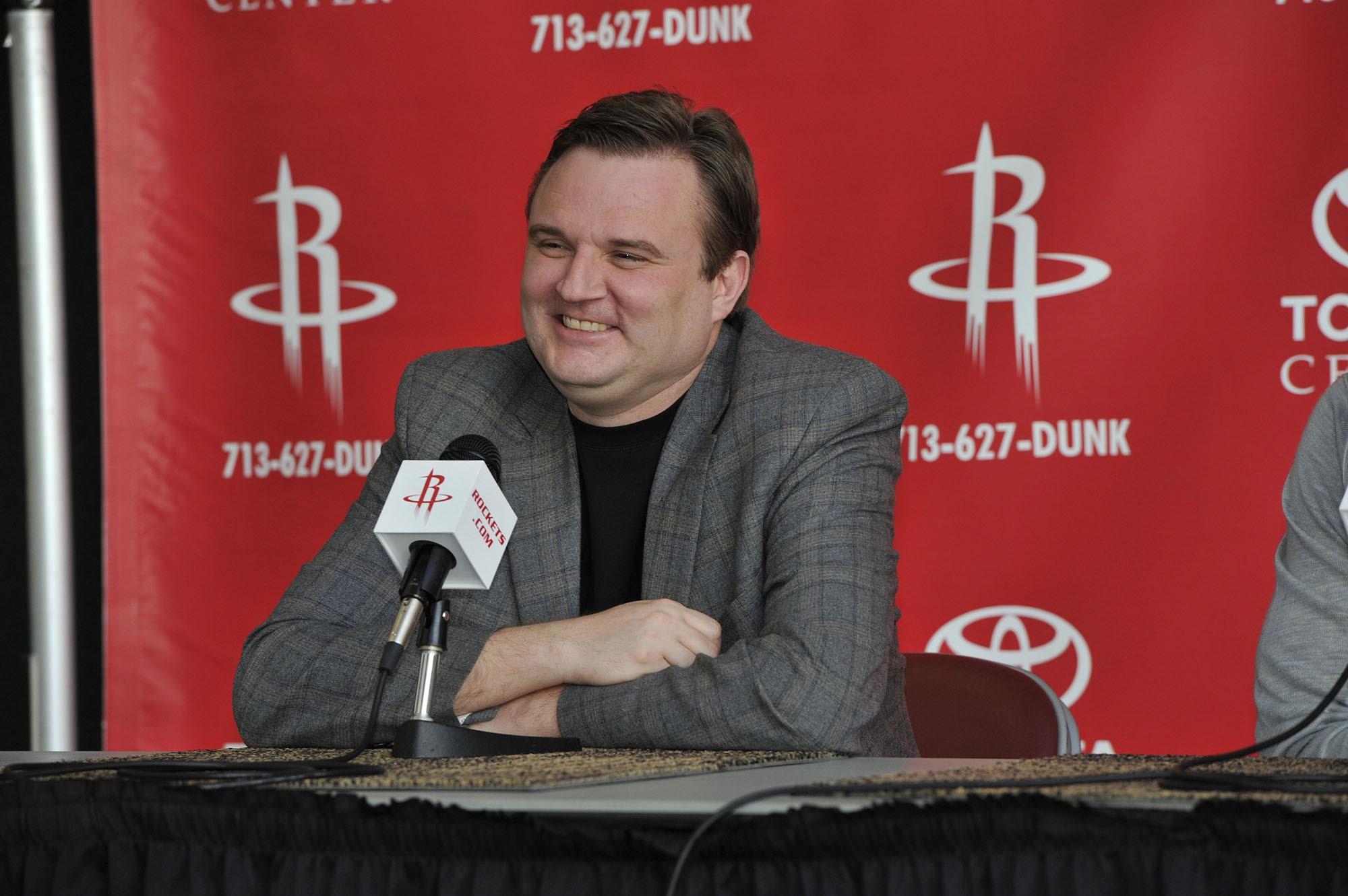 Houston Rockets Genel Menajeri Daryl Morey