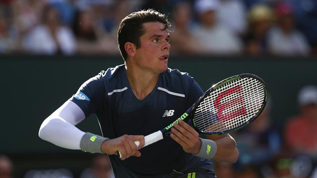 Raonic forfait, Nadal tête de série N.6
