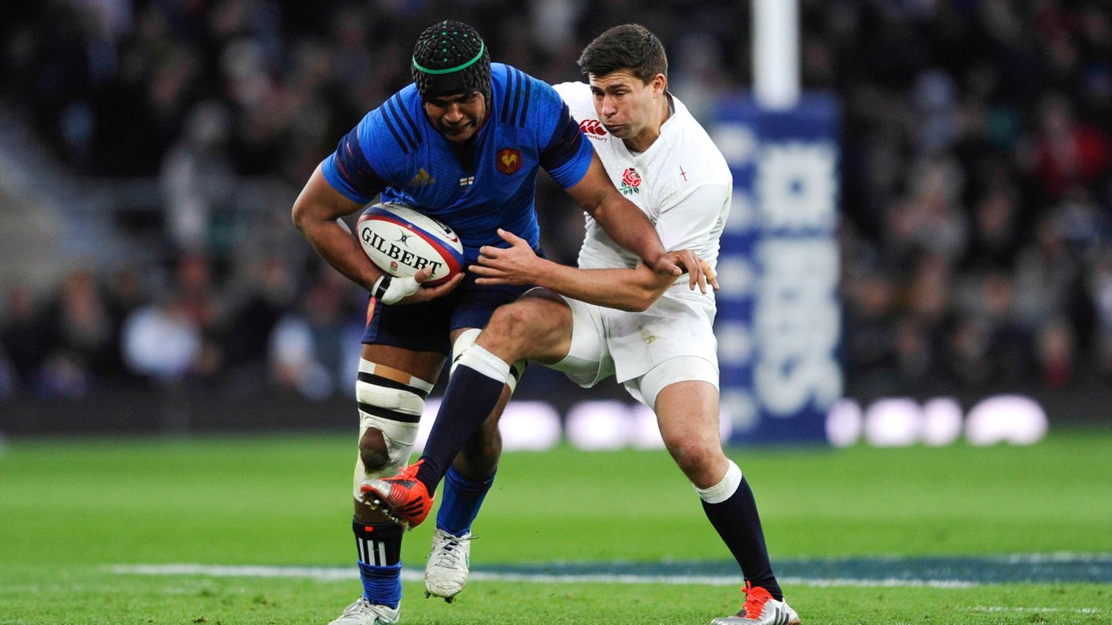 Tournoi des 6 nations angleterre france 55 35 merci les bleus bravo les anglais 6 - Coupe des 6 nations 2015 ...