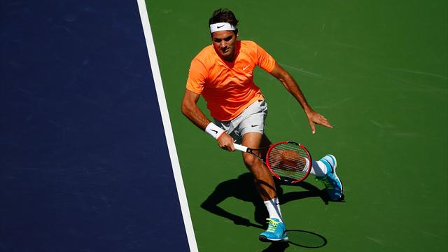 Federer maîtrise Raonic et s'offre une revanche de rêve face à Djokovic