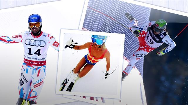 Coupe du monde 2015 lizeroux grange hirscher voici - Coupe du monde ski alpin 2015 calendrier ...