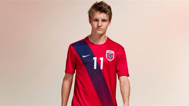 Martin Odegaard produces classy display as Norway draw with Sweden