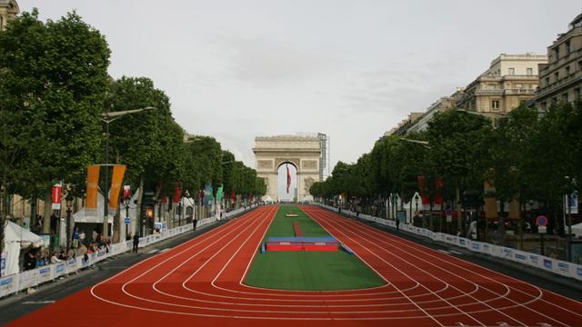 anne hidalgo veut engager pleinement paris vers les jo 2024 jeux olympiques eurosport. Black Bedroom Furniture Sets. Home Design Ideas