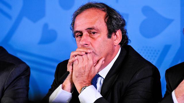 Appel rejeté par la FIFA et candidature à la présidence gelée, Platini s'en remet au TAS