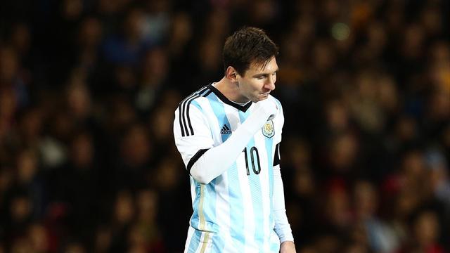 Le Chili ne se focalise pas sur Messi