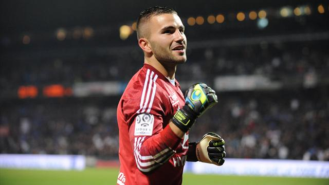 Lyon goalkeeper Anthony Lopes given one-game ban for defacing shirt