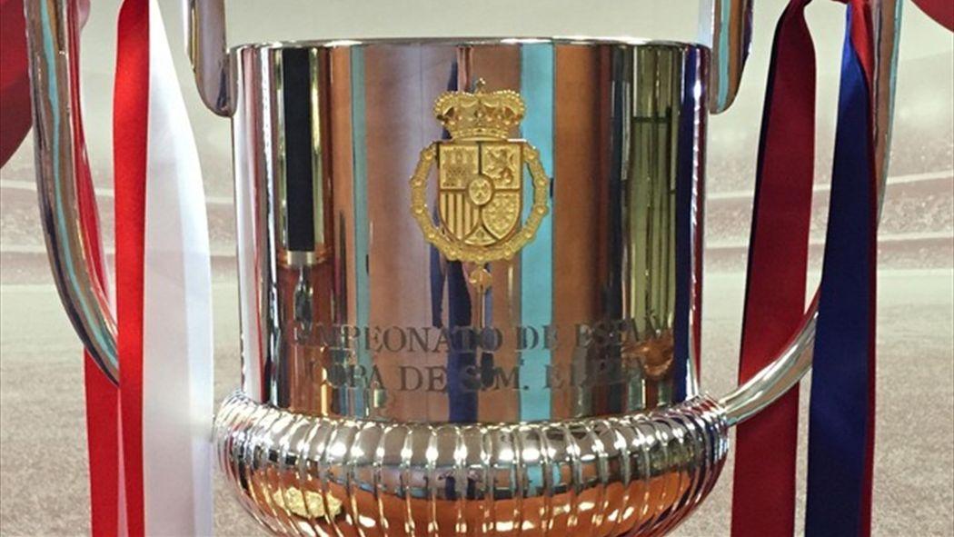 Copa del Rey - Sorteo de octavos de final - 18 de diciembre ...