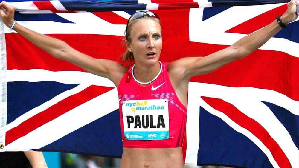 Paula Radcliffe (AFP)