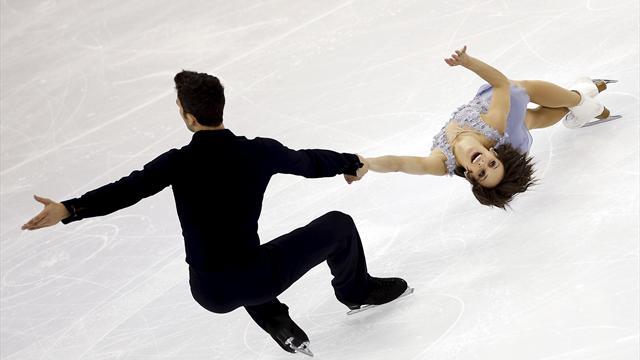 Chegou a hora de todas as decisões com a Final das 'Grand Prix Series' de patinagem artística