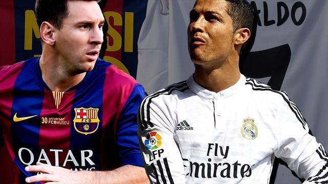 Lionel Messi: Cristiano Ronaldo is not my rival