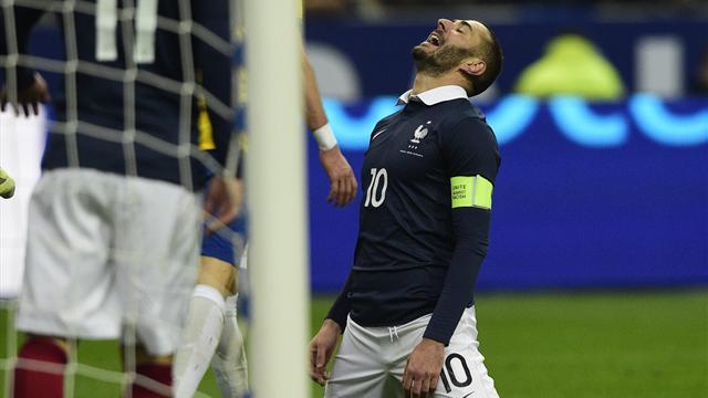 Бензема исключен из сборной Франции за дело о шантаже Вальбуэна