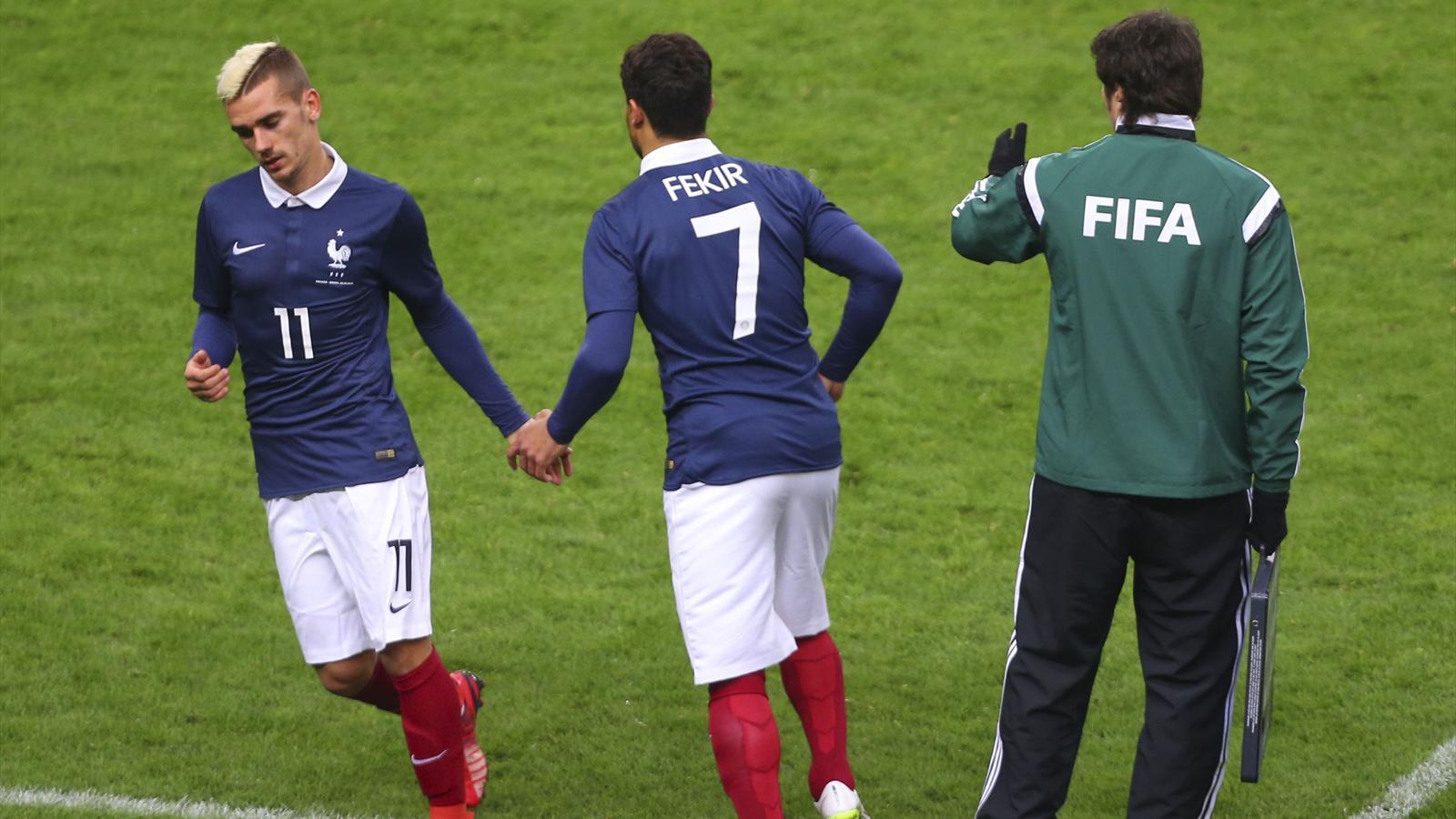 """Франция - Дания 2:0. Свистел """"Котёл"""", датчане гнулись - изображение 1"""