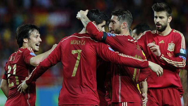 Dominatrice puis malmenée, l'Espagne a connu quelques frayeurs mais a assuré l'essentiel